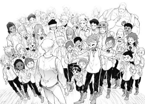 IMG 2904 500x360 - 約束のネバーランド【第119話】邂逅のネタバレ!ノーマンとの感動の再会