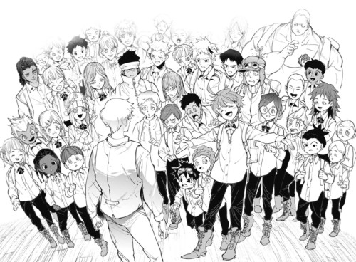 IMG 2904 - 約束のネバーランド【第119話】邂逅のネタバレ!ノーマンとの感動の再会