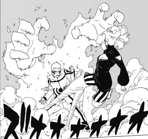 IMG 2973 - BORUTO-ボルト-【第31話】のネタバレ!ナルト対デルタ