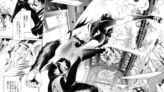 grhtdhyjy 640x360 - 化物語【第38話】のネタバレ!左腕一本で戦うレイニー・デヴィル